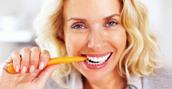 Menopauza: Kako se hraniti s 50?