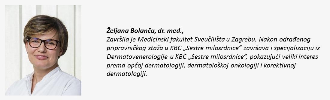 Dr. Željana Bolanča