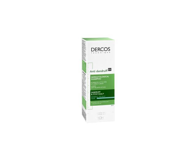 dercos-anti-dandruff-oily-vichy-dercos; normalna-kosa; masna-kosa; za-perut; ljuskice; seboreja; seboreicni-dermatitis; rjesenje-za-perut; njega