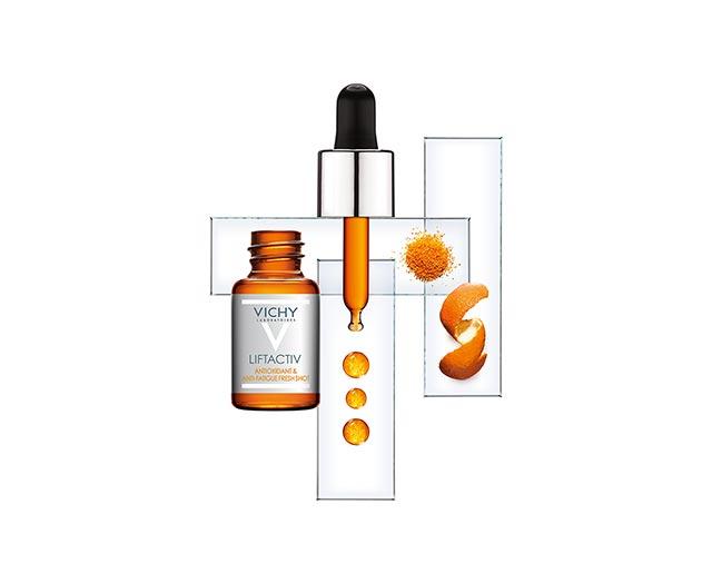 liftactiv-freshshot-antioksidacijski-tretman; serum-vitamin-c; protiv-umor-koza; bore-borice; za-lice vichy umoran-izgled-koze; znakovi-starenja