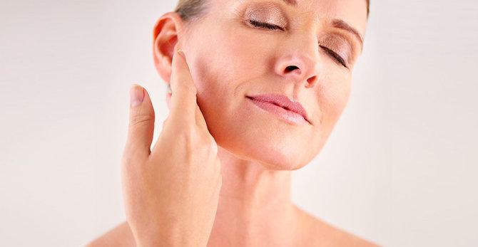 Menopauza: zašto je moja koža suša s 50 nego s 30?