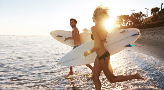 Zaštita od sunca za one koji se osjećaju kao ribe u vodi!