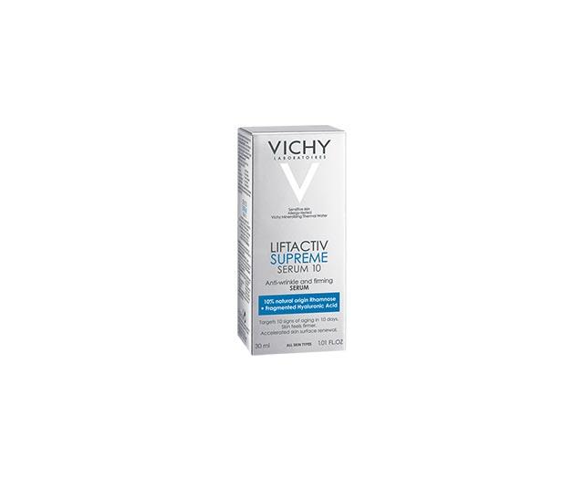 liftactiv-serum-10-supreme-za-lice-vichy; prevencija; anti-age-njega; koza-lica; osjetljiva-koza; ramnoza; lifting-ucinak; obnova-koze; protiv-bora